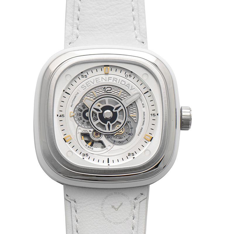 Sevenfriday P-Series腕錶系列 P1C/01