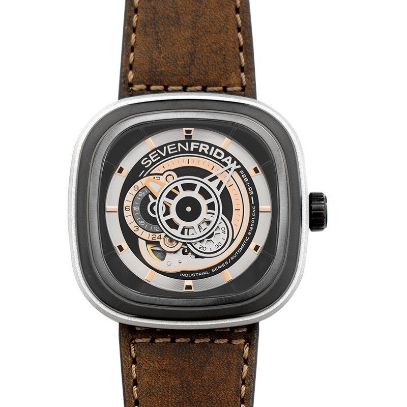 Sevenfriday P-Series腕錶系列 P2B/01