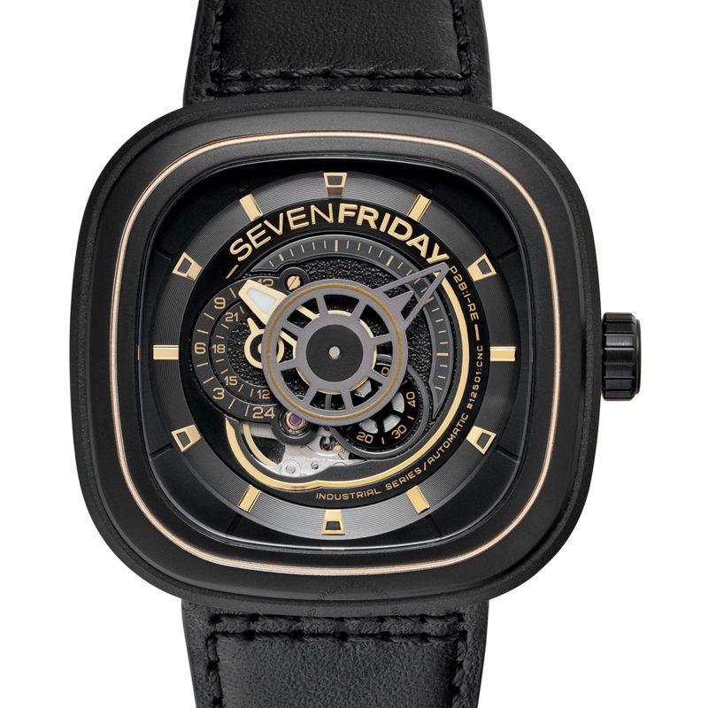 Sevenfriday P-Series腕錶系列 P2B/02