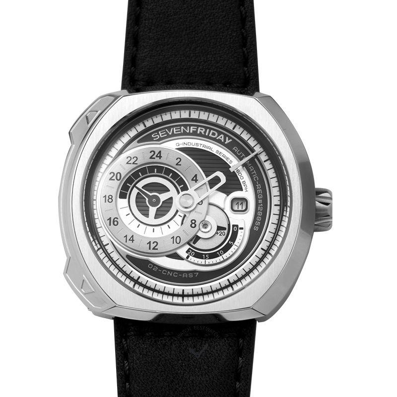 Sevenfriday Q-Series腕錶系列 Q1/01