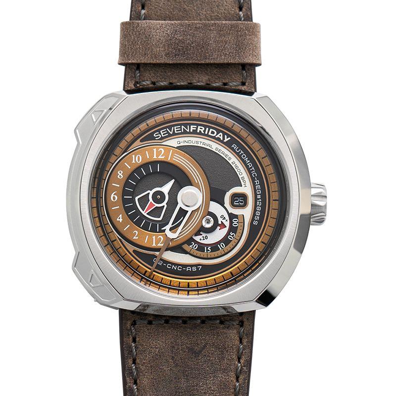Sevenfriday Q-Series腕錶系列 Q2/02