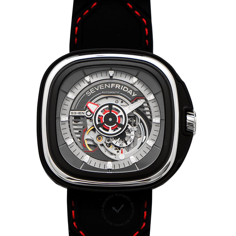 Sevenfriday S-Series腕錶系列 S3/01