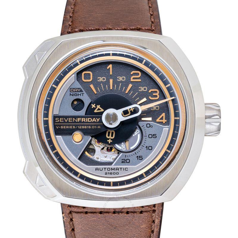 Sevenfriday V-Series腕錶系列 V2/01