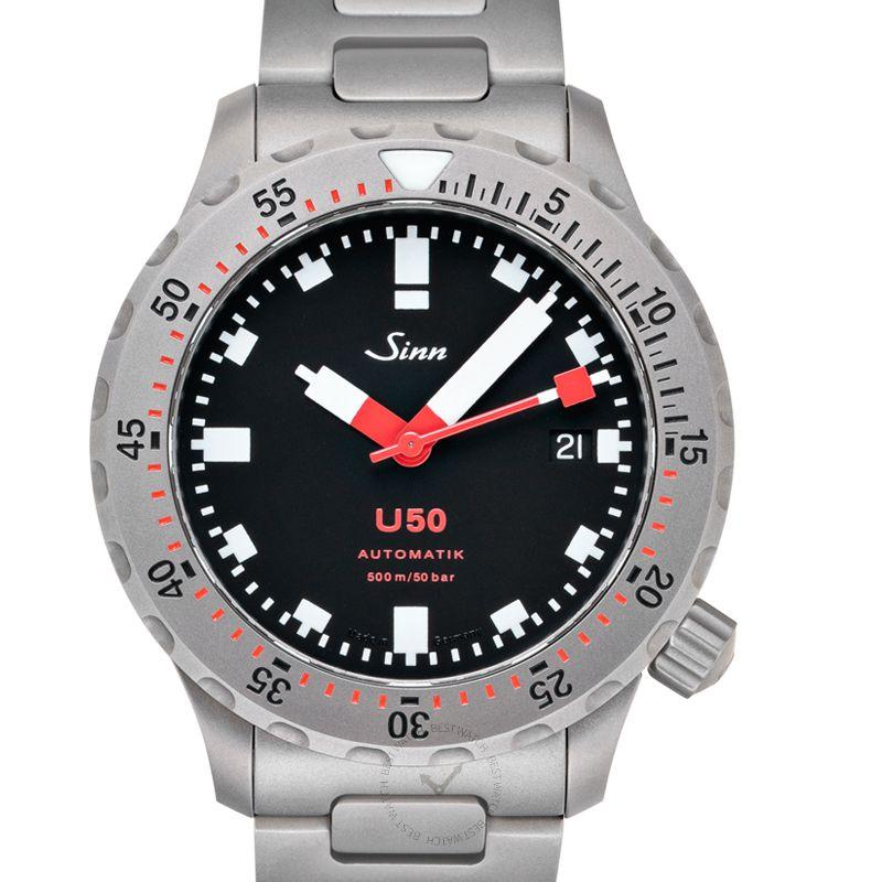 Sinn 潛水錶系列 1050.030-Solid-2LSS