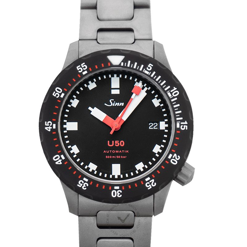 Sinn 潛水錶系列 1050.050-Solid-2LSS