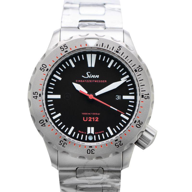 Sinn 潛水錶系列 212.040-Solid-2LSS