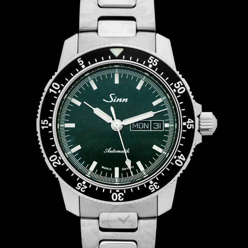 Sinn Instrument 腕錶系列 104.0131-Solid-2LSS