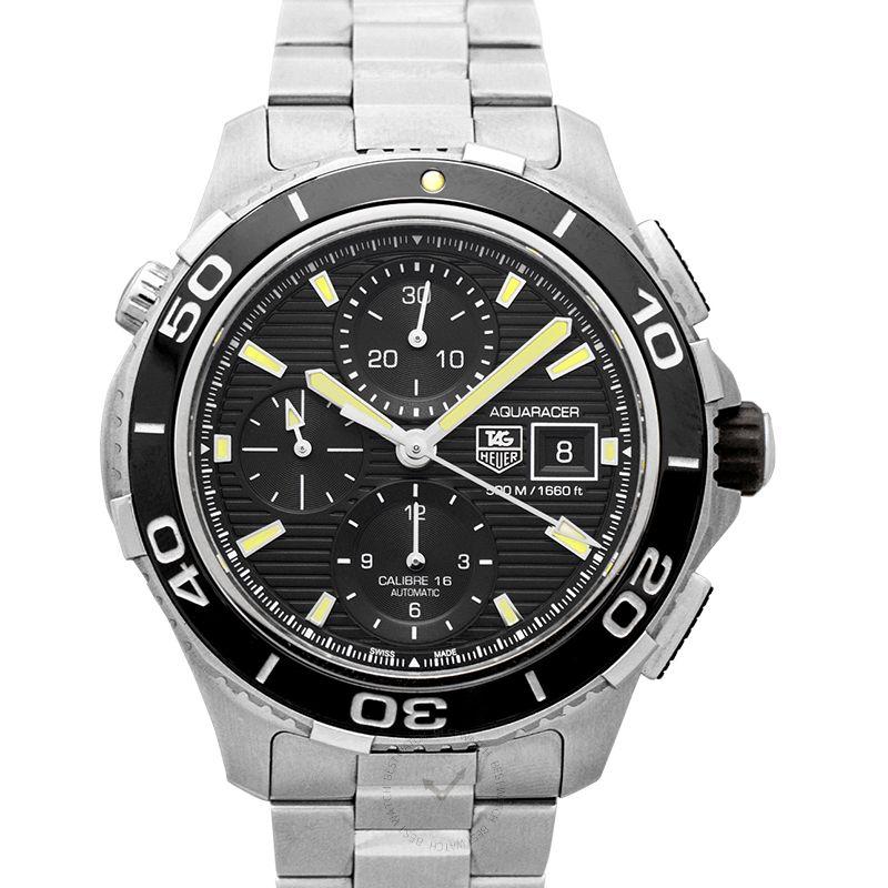 泰格豪雅 競潛腕錶系列 CAK2111.BA0833