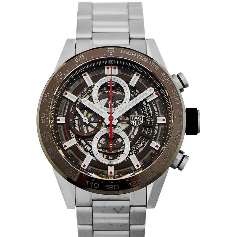 泰格豪雅 卡萊拉腕錶系列 CAR201U.BA0766
