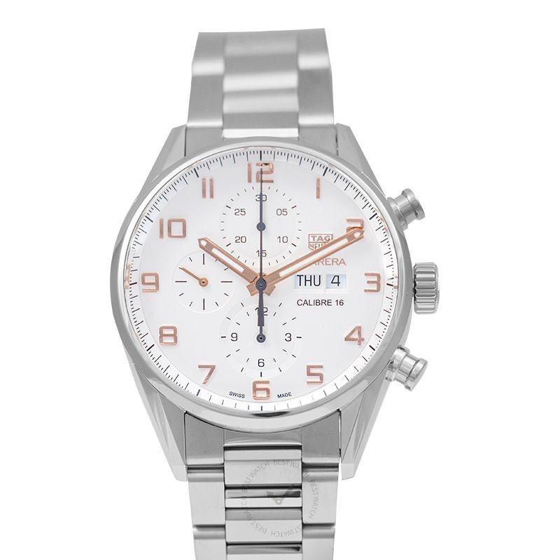 泰格豪雅 卡萊拉腕錶系列 CV2A1AC.BA0738