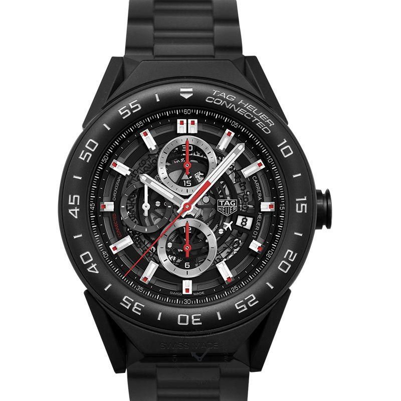 泰格豪雅 TAG Heuer Connected智能腕錶系列 SBF8A8013.80BH0933
