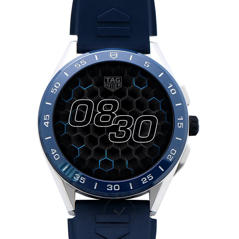 泰格豪雅 TAG Heuer Connected智能腕錶系列 SBG8A11.BT6220