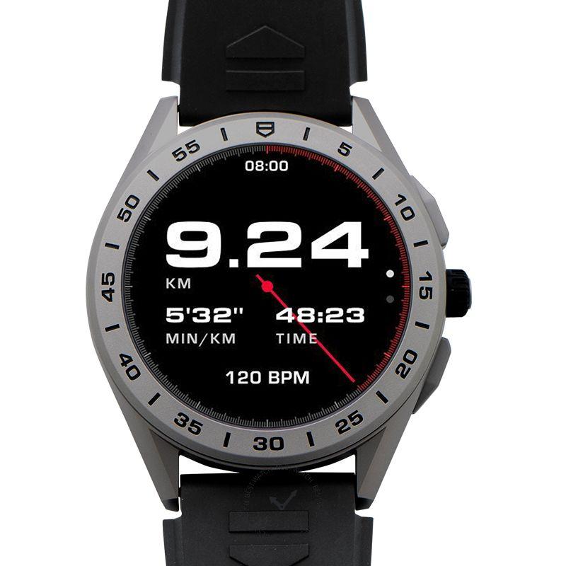 泰格豪雅 TAG Heuer Connected智能腕錶系列 SBG8A81.BT6222