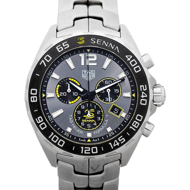 泰格豪雅 Formula 1(F1)腕錶系列 CAZ101AF.BA0637