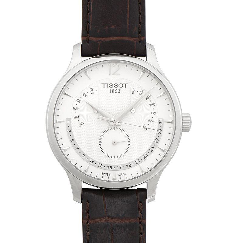 天梭錶 經典腕錶系列 T063.637.16.037.00