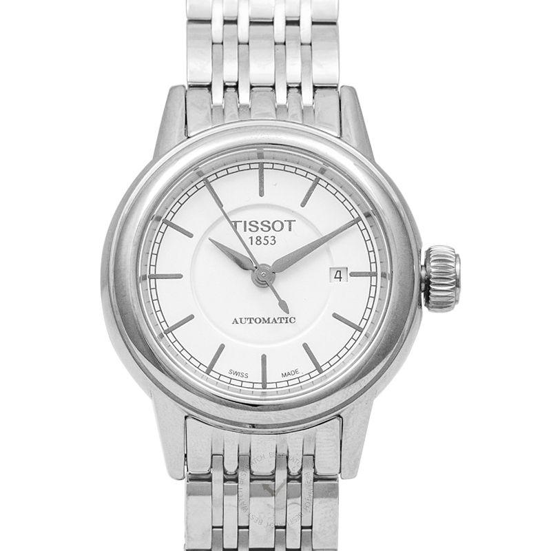 天梭錶 經典腕錶系列 T085.207.11.011.00