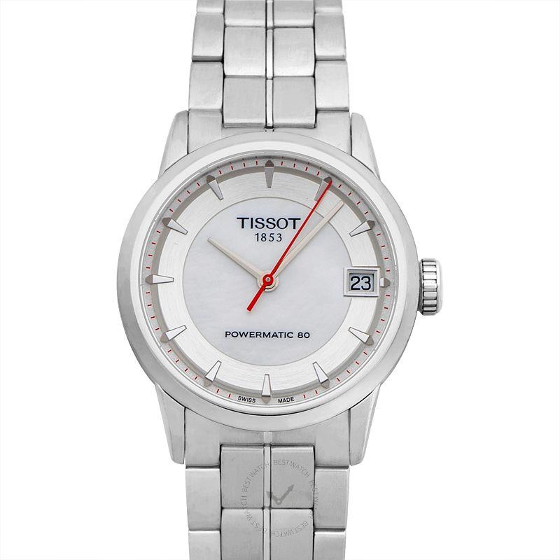 天梭錶 經典腕錶系列 T086.207.11.111.01