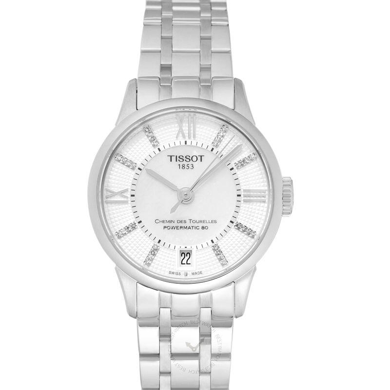 天梭錶 經典腕錶系列 T099.207.11.116.00