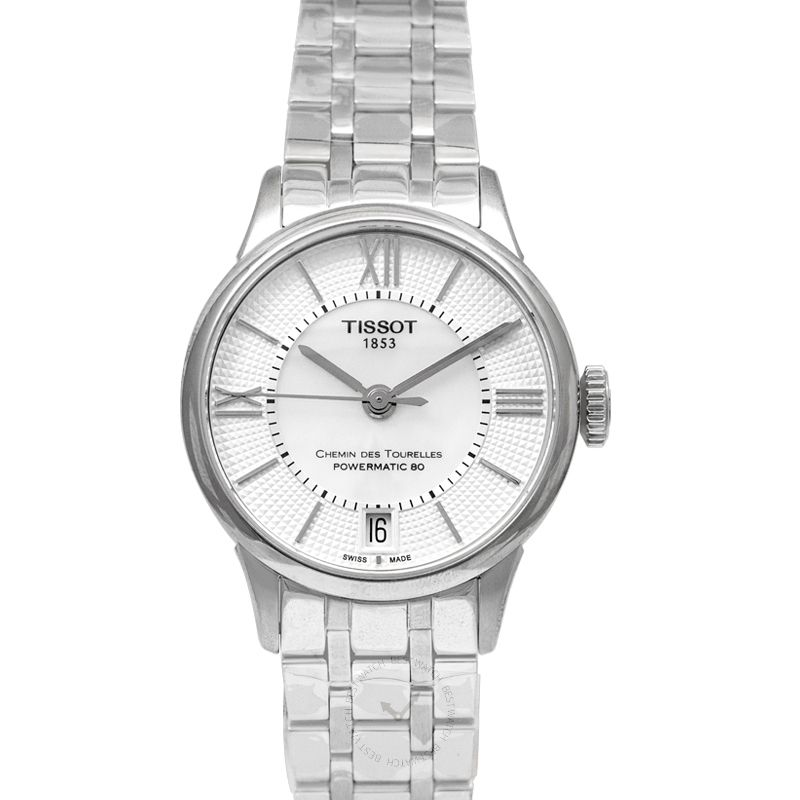 天梭錶 經典腕錶系列 T099.207.11.118.00