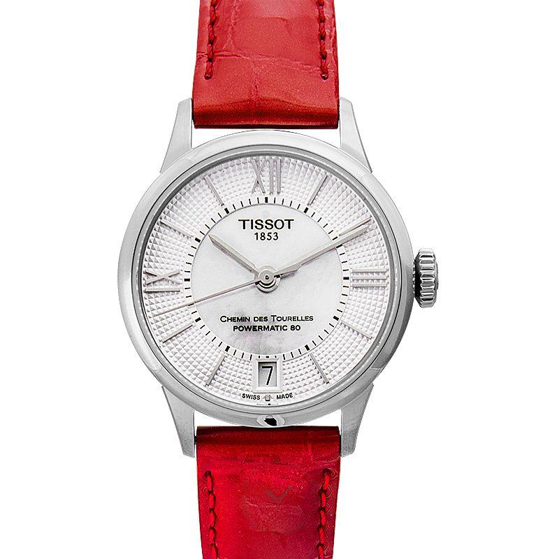 天梭錶 經典腕錶系列 T099.207.16.118.00