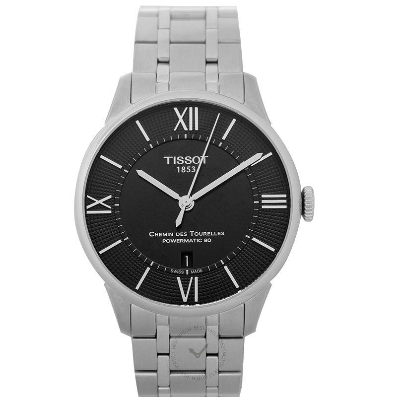 天梭錶 經典腕錶系列 T099.407.11.058.00