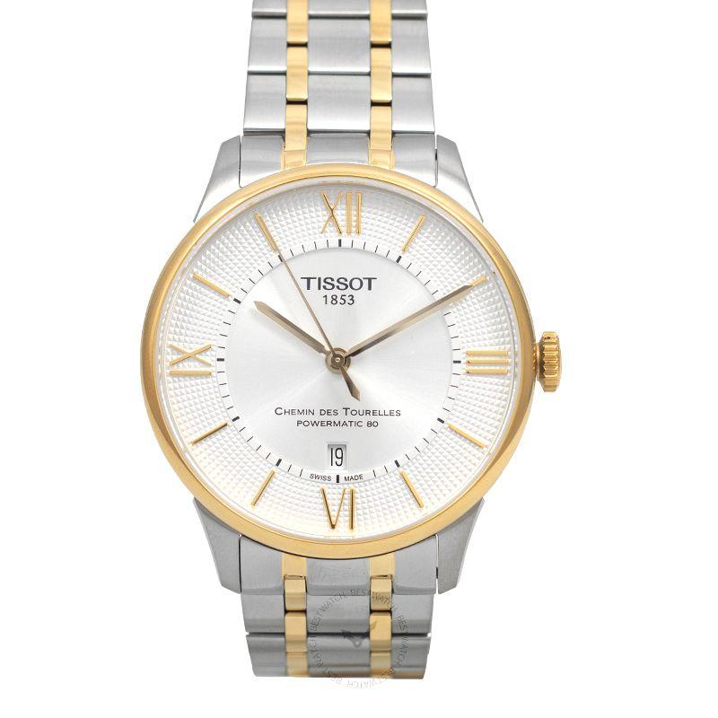 天梭錶 經典腕錶系列 T099.407.22.038.00