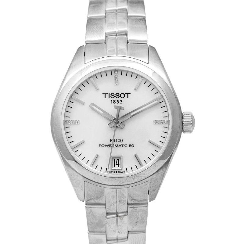 天梭錶 經典腕錶系列 T101.207.11.116.00