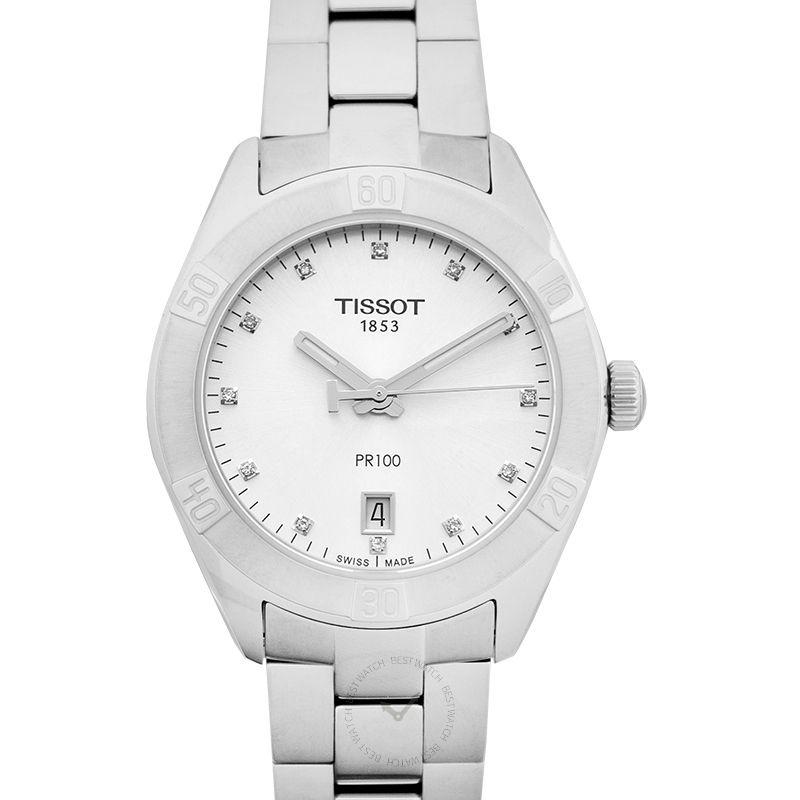 天梭錶 經典腕錶系列 T101.910.11.036.00