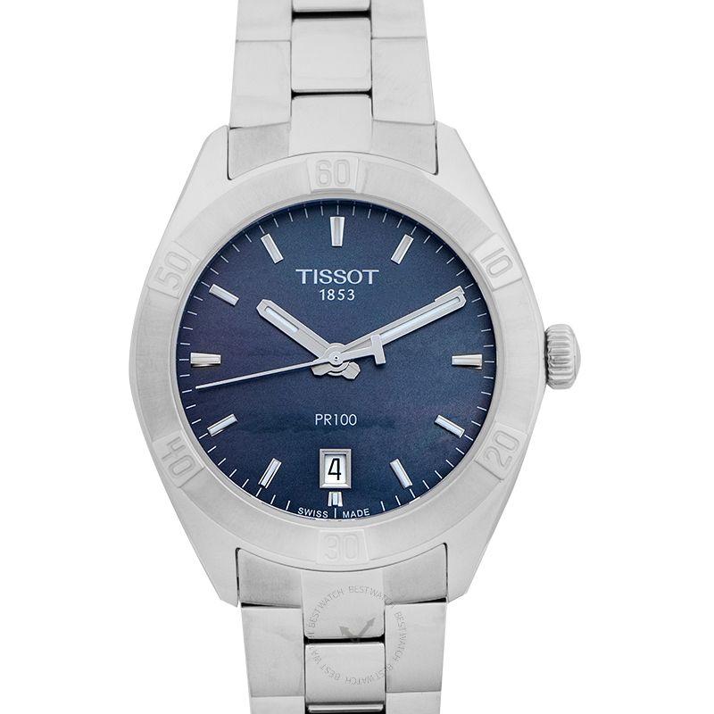 天梭錶 經典腕錶系列 T101.910.11.121.00