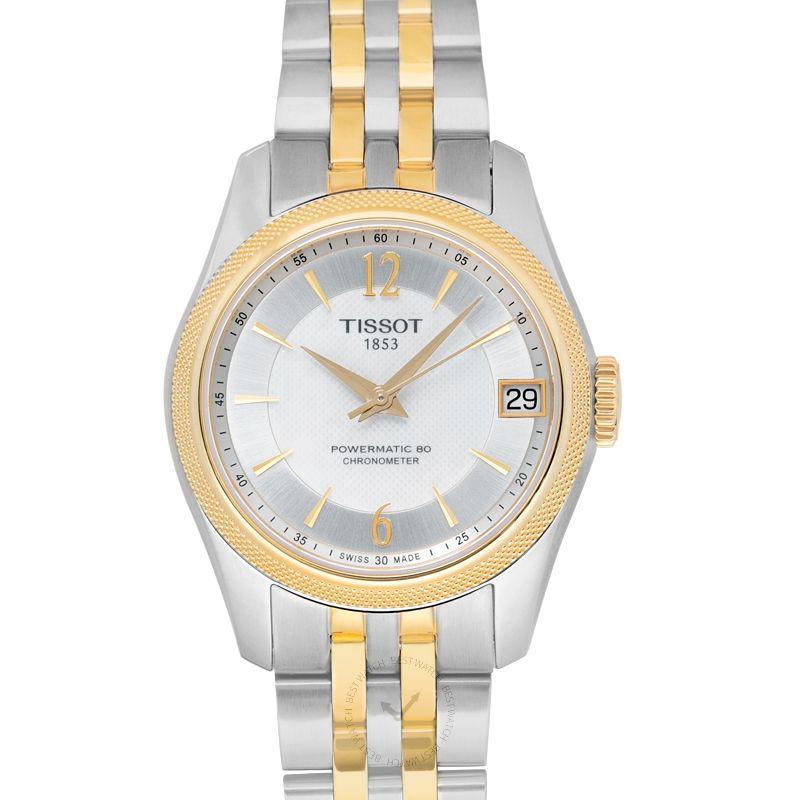 天梭錶 經典腕錶系列 T108.208.22.117.00