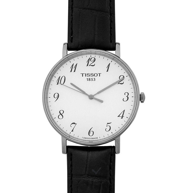 天梭錶 經典腕錶系列 T109.610.16.032.00