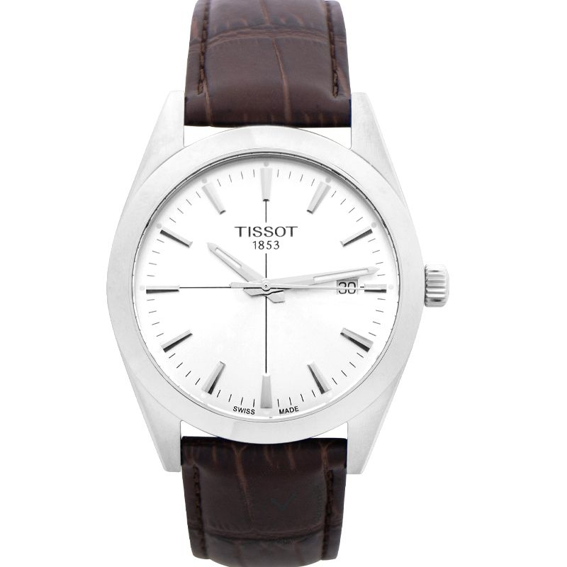 天梭錶 經典腕錶系列 T127.410.16.031.01