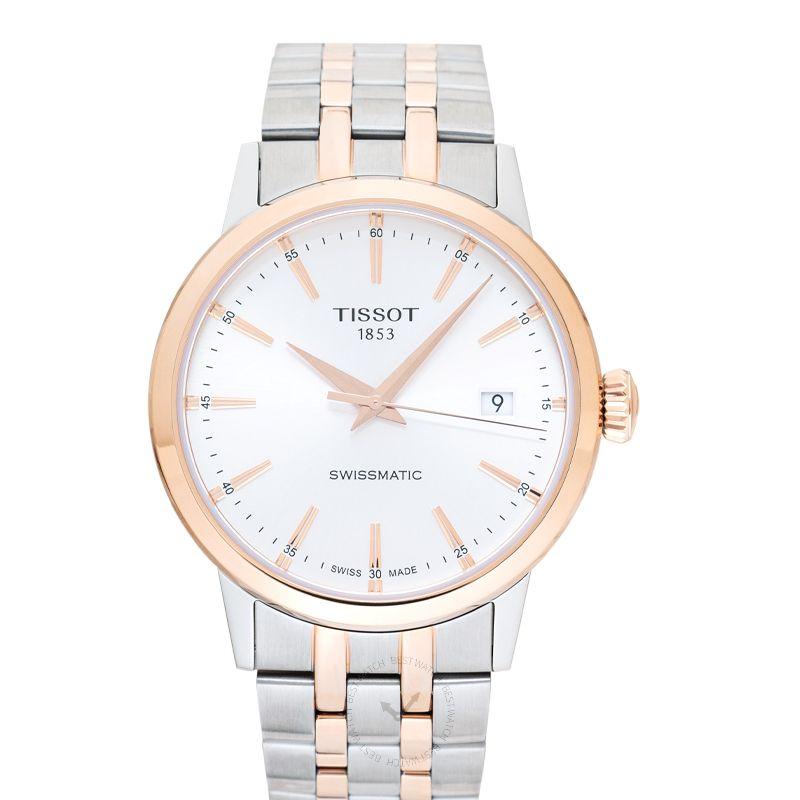 天梭錶 經典腕錶系列 T129.407.22.031.00