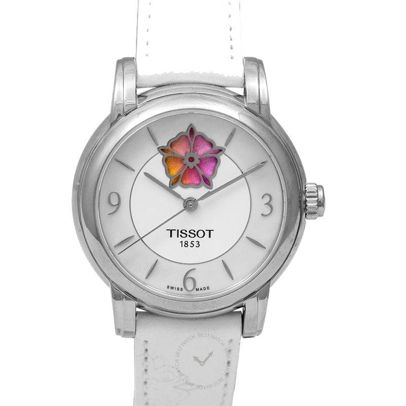 天梭錶 女士腕錶系列 T050.207.17.117.05