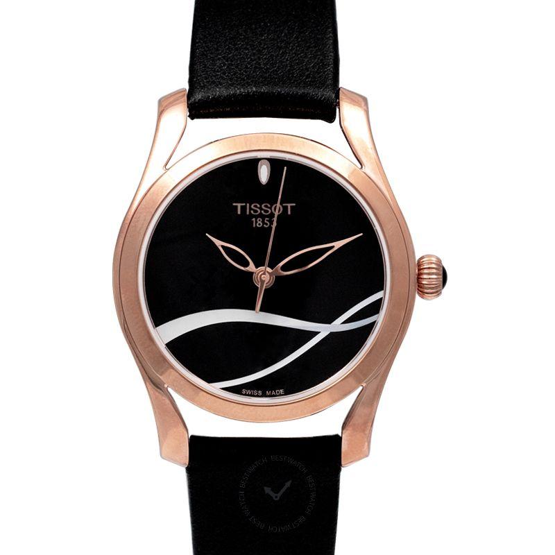 天梭錶 女士腕錶系列 T112.210.36.051.00
