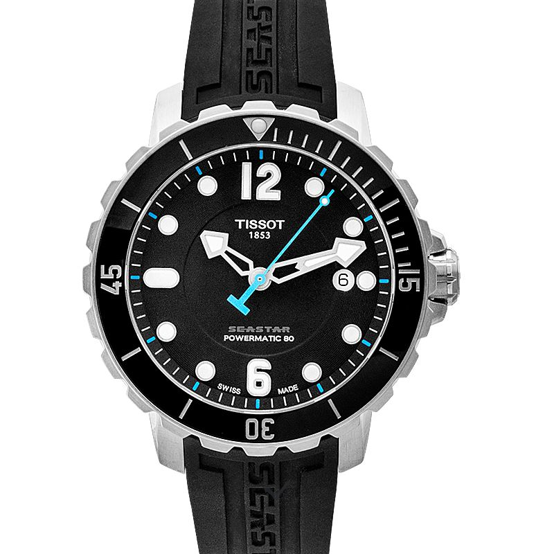 天梭錶 運動腕錶系列 T066.407.17.057.02