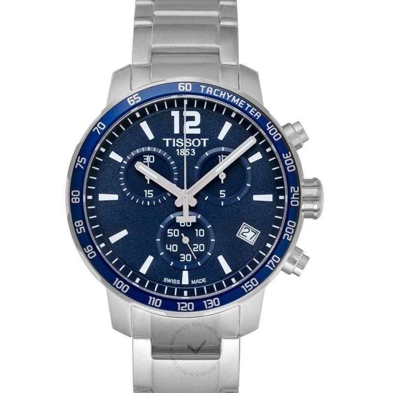 天梭錶 運動腕錶系列 T095.417.11.047.00