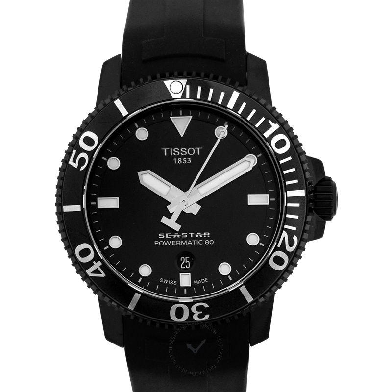 天梭錶 運動腕錶系列 T120.407.37.051.00