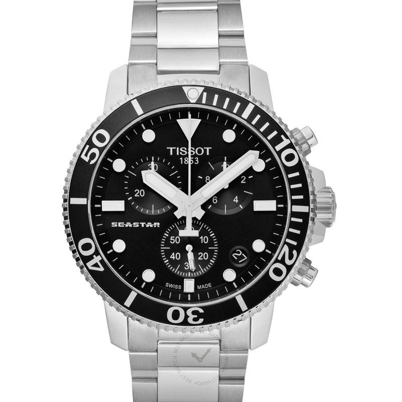 天梭錶 運動腕錶系列 T120.417.11.051.00