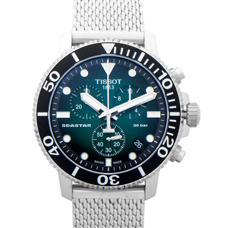 天梭錶 運動腕錶系列 T120.417.11.091.00