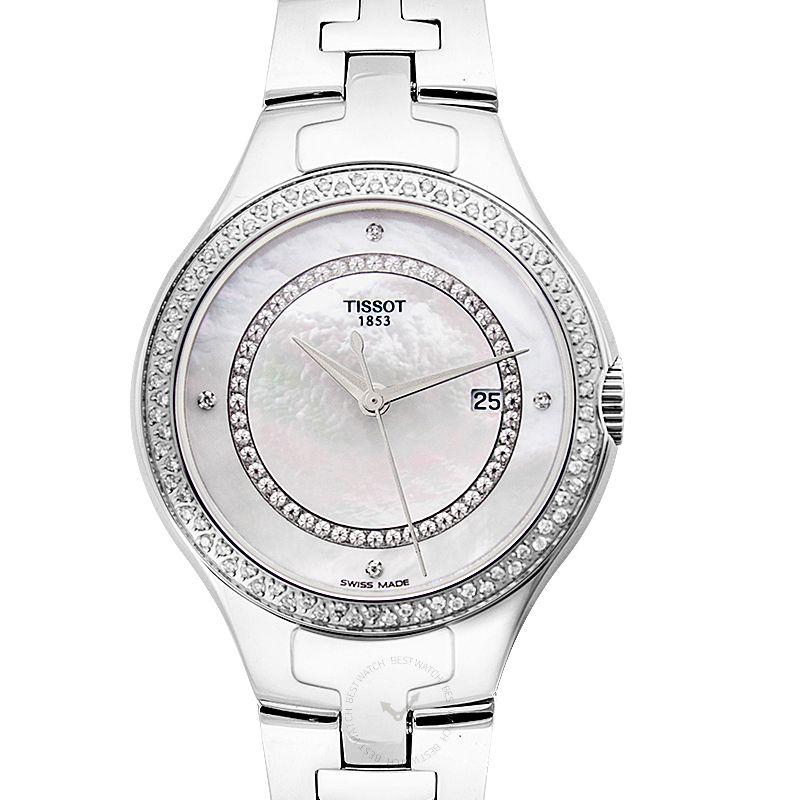 天梭錶 T-Trend腕錶系列 T082.210.61.116.00