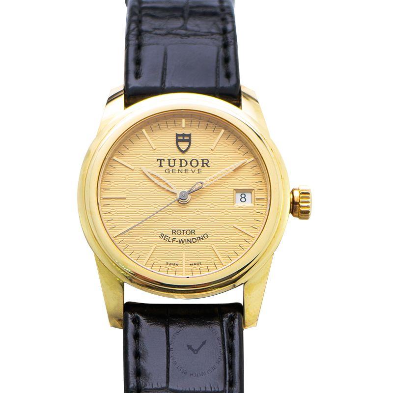 帝舵錶 Glamour腕錶系列 55008-0009