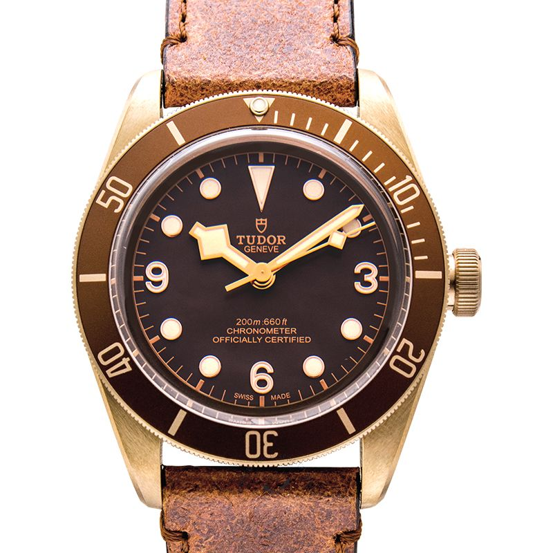 帝舵錶 Heritage Black Bay腕錶系列 79250BM-0002