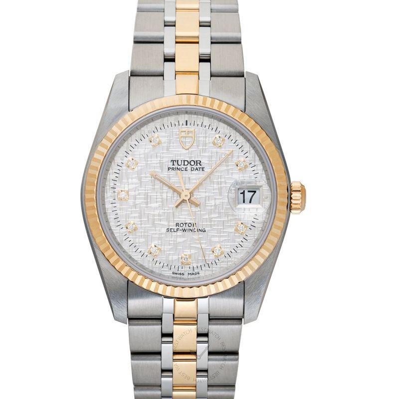 帝舵錶 Prince Date Day腕錶系列 74033-0006