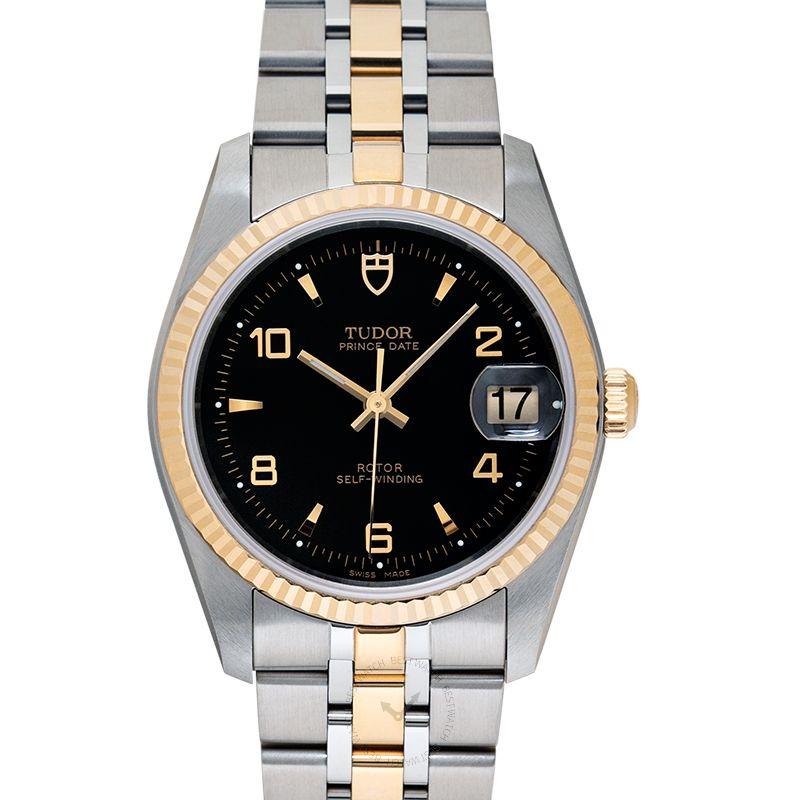 帝舵錶 Prince Date Day腕錶系列 74033-0008
