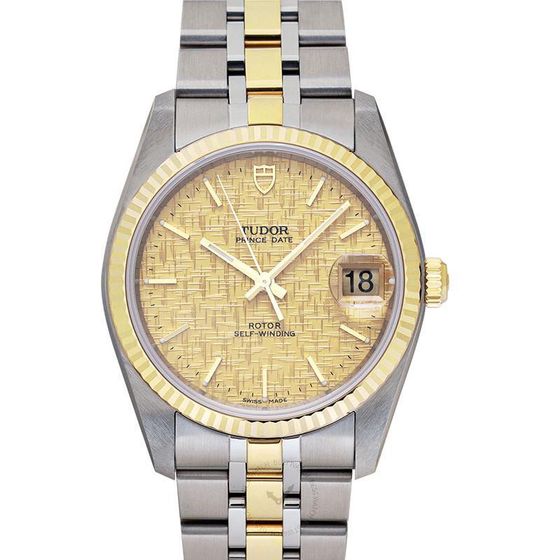 帝舵錶 Prince Date Day腕錶系列 74033-0013