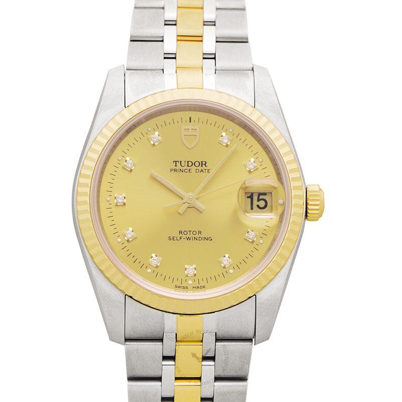 帝舵錶 Prince Date Day腕錶系列 74033-0015