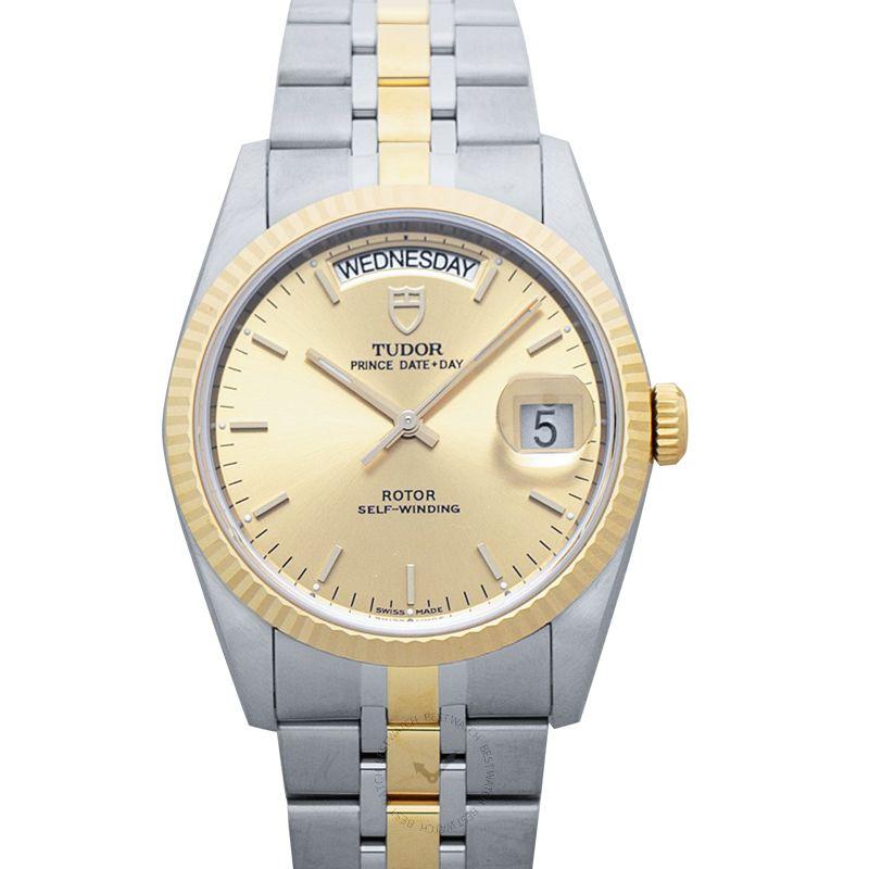 帝舵錶 Prince Date Day腕錶系列 76213-0001