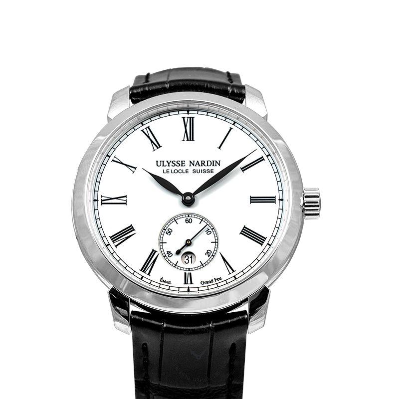 雅典錶 Classico腕錶系列 3203-136-2/E0-42