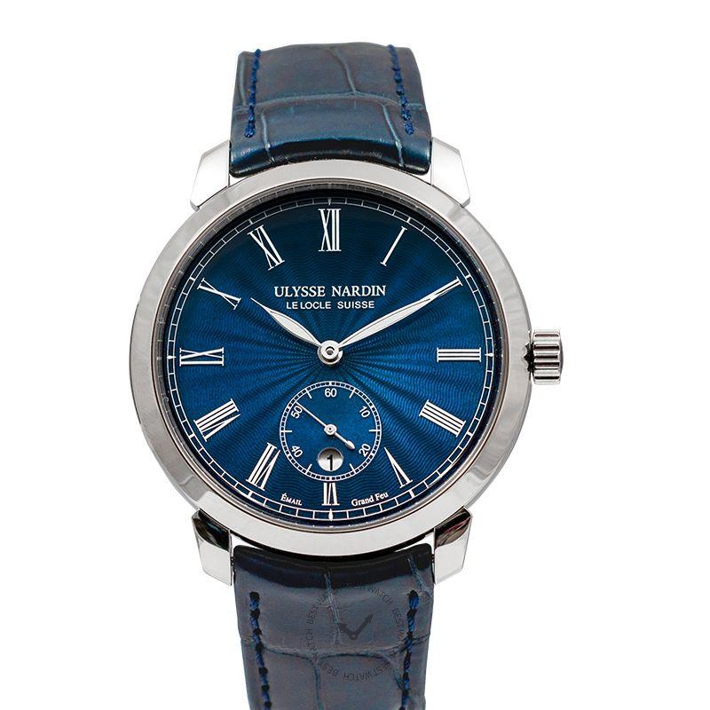 雅典錶 Classico腕錶系列 3203-136-2/E3